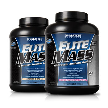 Elite Mass Gainer (2722 gr)