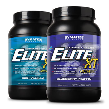 Elite XT Dymatize Nutrition (907 гр)