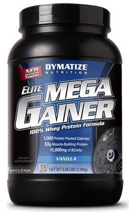 Elite Mega Gainer (1399-1452 гр)