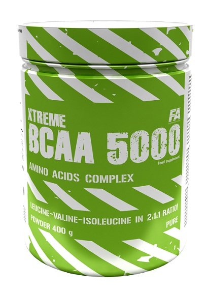 Xtreme BCAA 5000 Fitness Authority (400 gr)