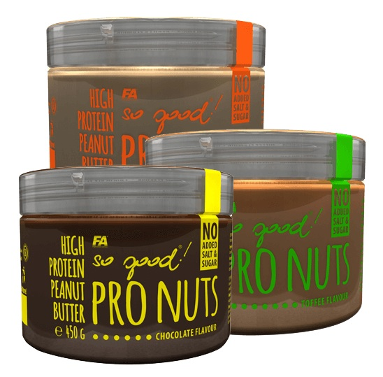 So Good! Pro Nuts Fitness Authority (450 gr)
