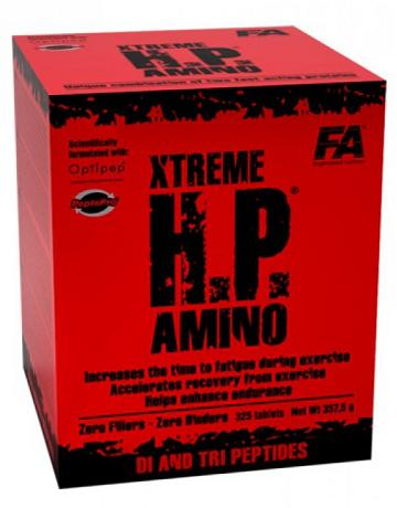 Xtreme H.P. Amino Fitness Authority (325 tab)