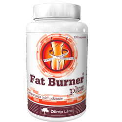 Fat Burner Plus (120 кап)