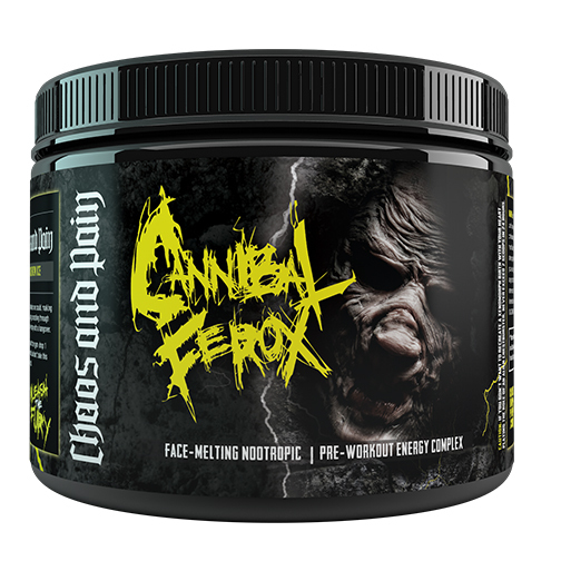 Cannibal Ferox Chaos and Pain (201 гр)