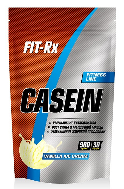 Casein FIT-Rx (900 gr)(EXP 05/10/2017)