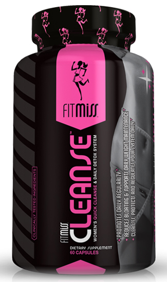 FitMiss Cleanse (60 cap)