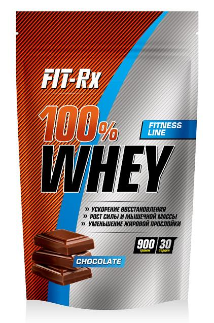 100% Whey FIT-Rx (900 гр)