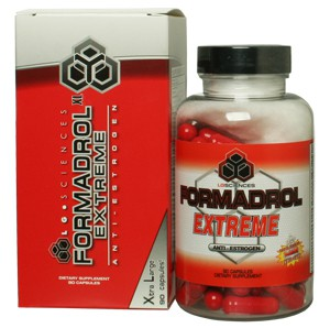 Formadrol Extreme LG Sciences (90 кап)