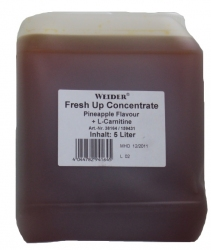 Fresh Up Concentrate + L-Carnitine (5 L)