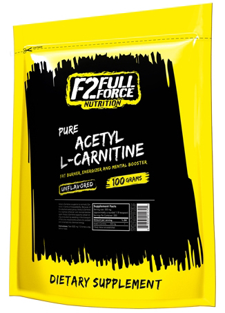 Pure Acetyl L-carnitine F2 Full Force Nutrition (100 гр)