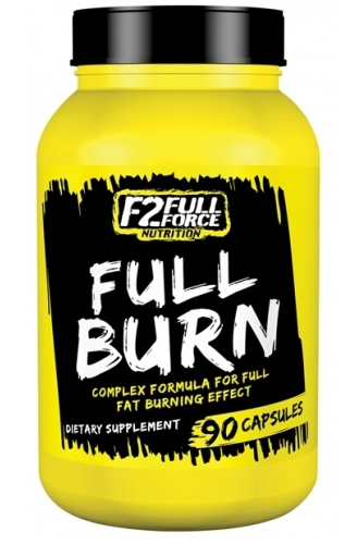 Full Burn F2 Full Force Nutrition (90 cap)