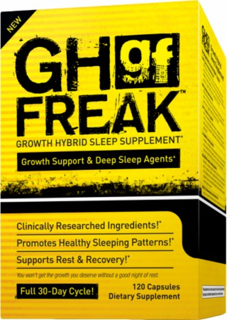 GH FREAK (120 cap)