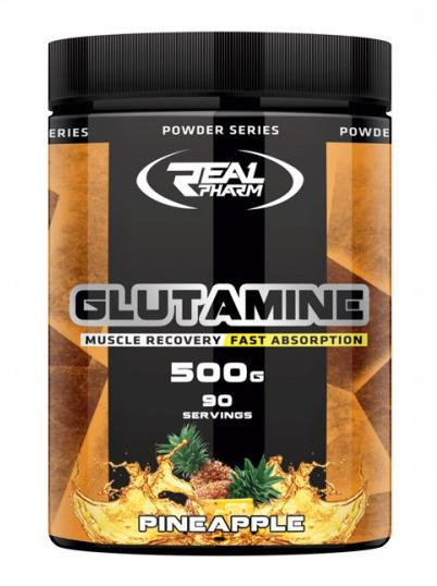 Glutamine Real Pharm (500 гр)