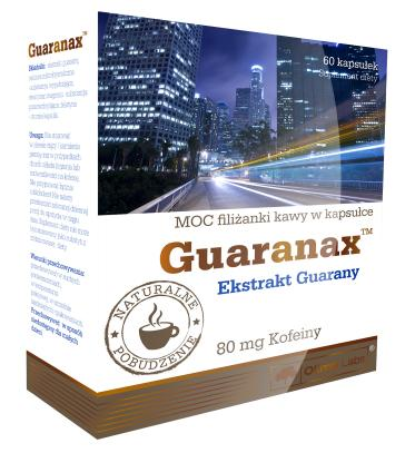 GUARANAX OLIMP (60 кап)