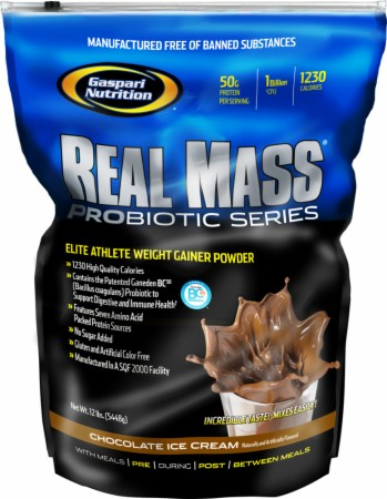 Real Mass Probiotic Series (5448 gr)