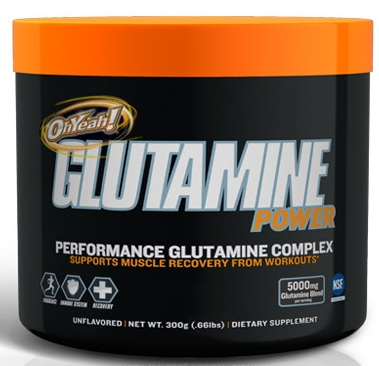 Glutamine Power OhYeah! (300 гр)