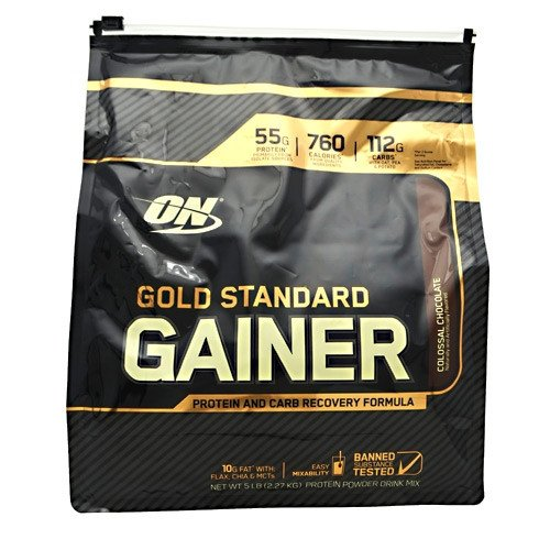 Gold Standard Gainer Optimum Nutrition (2270 гр)годен до 10/2018