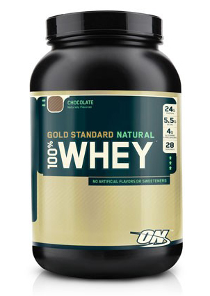 100% Whey Gold Standard Natural (909 гр)