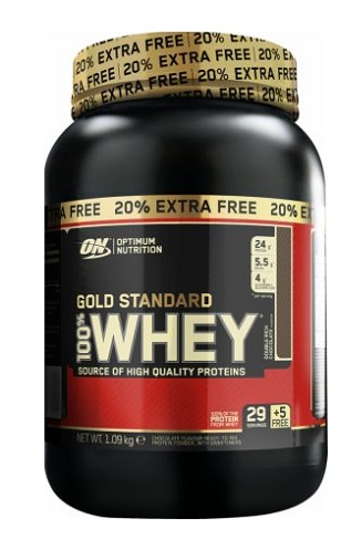 100% Whey Gold Standard (1090 гр)
