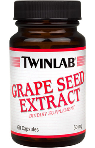Grape Seed Extract 50 mg (60 кап)