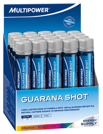 Guarana Multipower (20 amp x 25 ml)