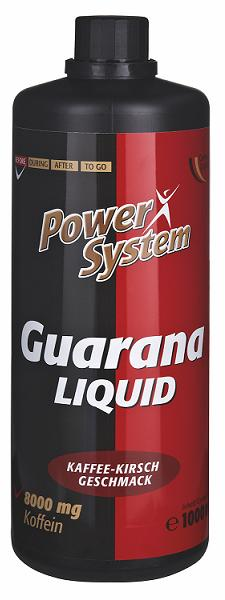 Guarana Liquid Power System (1000 ml)