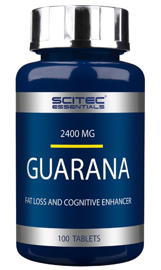 GUARANA 2400 SCITEC NUTRITION (100 таб)