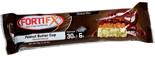 Triple Layer Baked Bar FortiFX (48 гр)