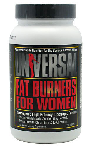 Fat Burners For Women Universal Nutrition (120 таб)