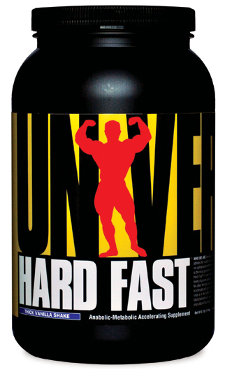 Hard Fast Universal Nutrition (1,41 kg)