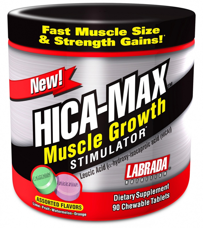 HICA-Max Muscle Growth Stimulator Labrada Nutrition (90 таб)
