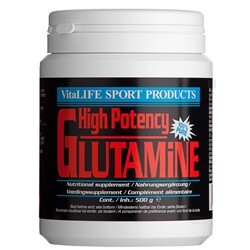 High Potency Glutamine (500 гр)