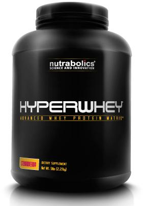 HyperWhey Nutrabolics (2,27 кг)