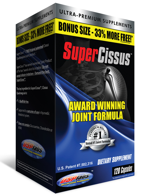 Super Cissus USPlabs (120 кап)
