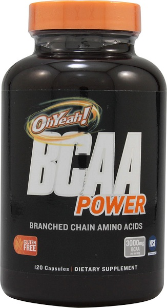 BCAA Power OhYeah! (120 кап)
