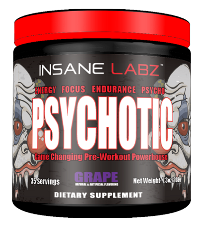 Psychotic Insane Labz (216-247 gr)