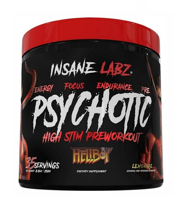 Psychotic Hellboy Edition Insane Labz (247 гр)
