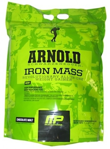 Iron Mass MusclePharm Arnold Series (3620 гр)