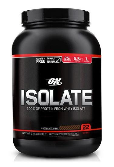 Isolate GF Optimum Nutrition (736-748 гр)