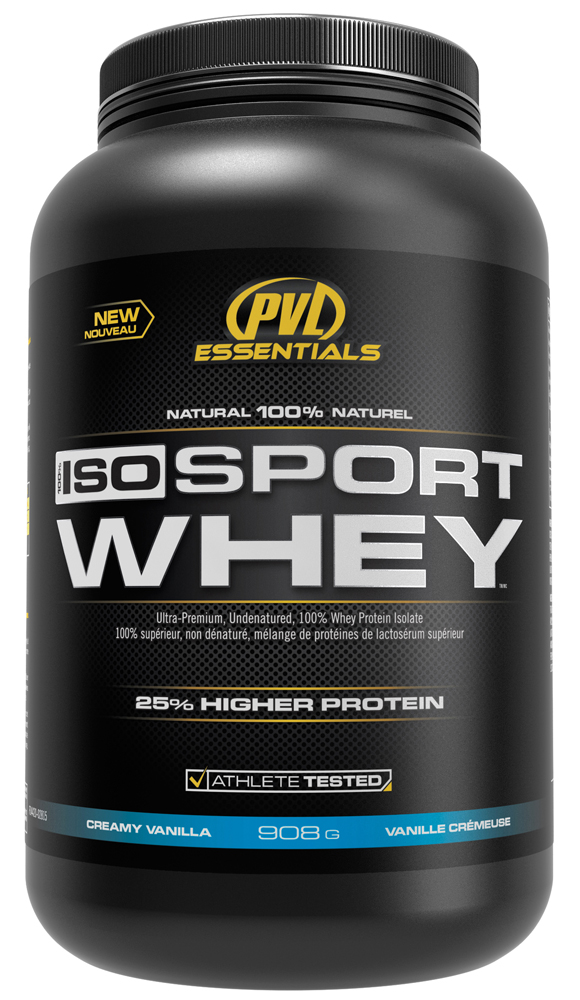 Iso Sport Whey PVL Essentials (908 гр)
