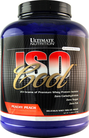 IsoCool Ultimate Nutrition (2270 гр)