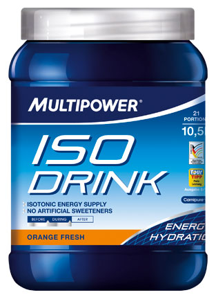 Iso Drink Multipower (735 gr)