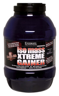 Iso Mass Xtreme Gainer (4,59 kg)
