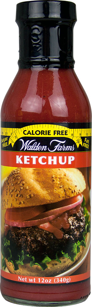 Ketchup (кетчуп) Walden Farms (340 гр)