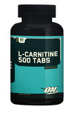 L-Carnitine 500 mg Optimum Nutrition (60 таб)