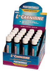 L-CARNITINE LIQUID PERFORMANCE (20 x 25 мл)