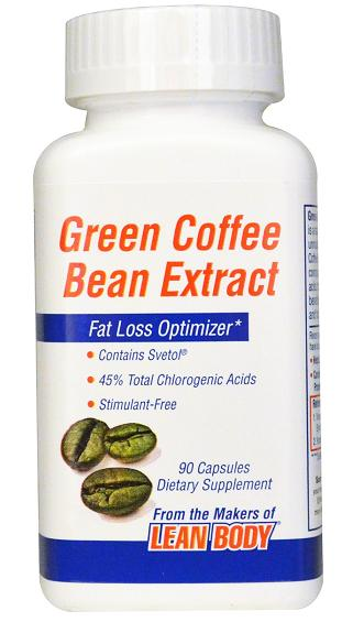 Green Coffee Bean Extract Labrada Nutrition (90 кап)