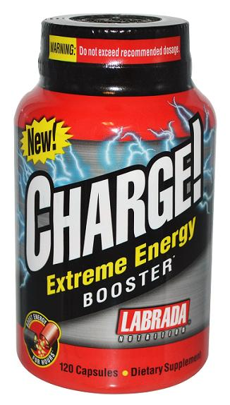 Charge! Extrime Energy Labrada Nutrition (120 кап)