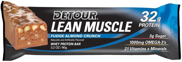 Detour Lean Muscle Protein Bar (90 гр)