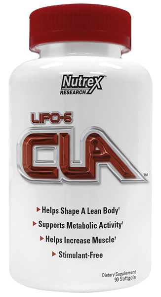 LIPO-6 CLA (90 softgels)(EXP 12/2016)